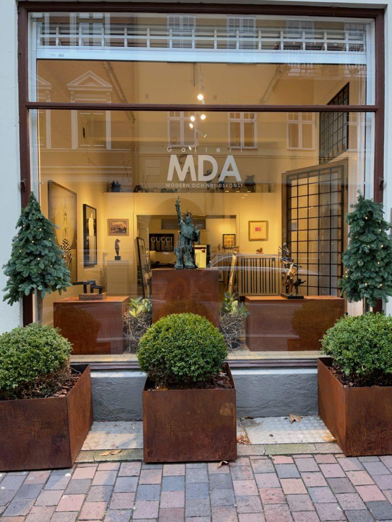 Galleri MDA street view
