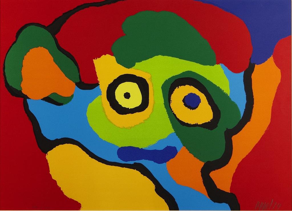 Untitled Karel Appel