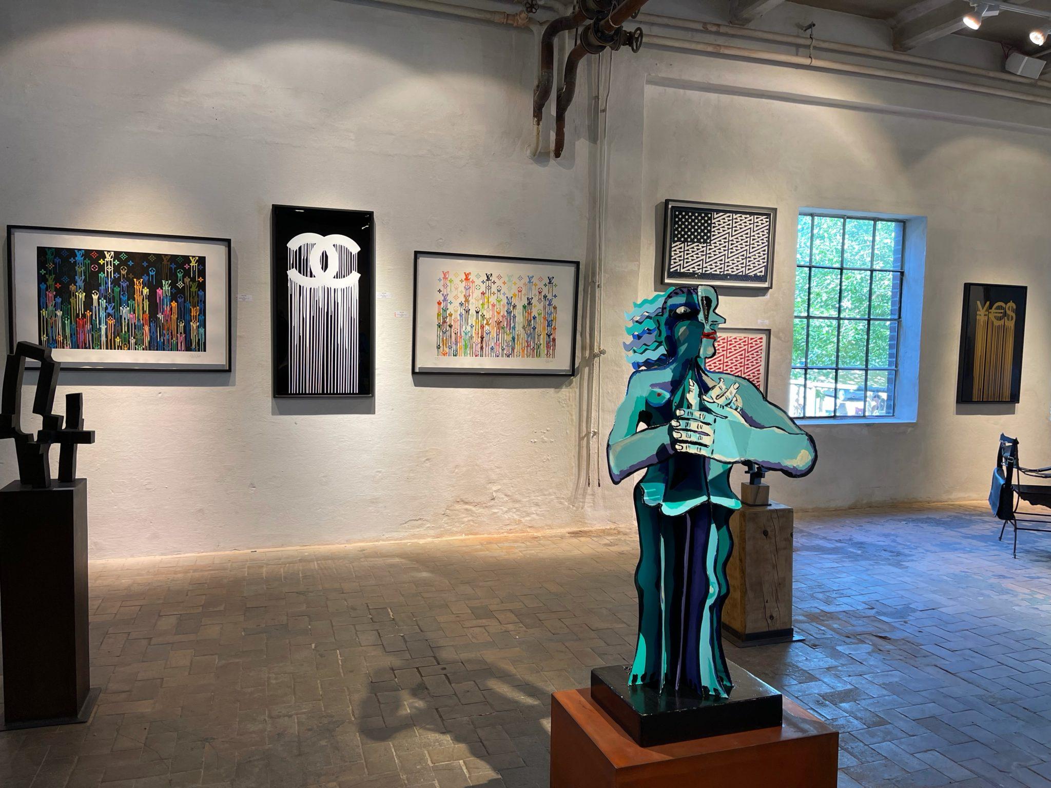 Gallery MDA exhibition